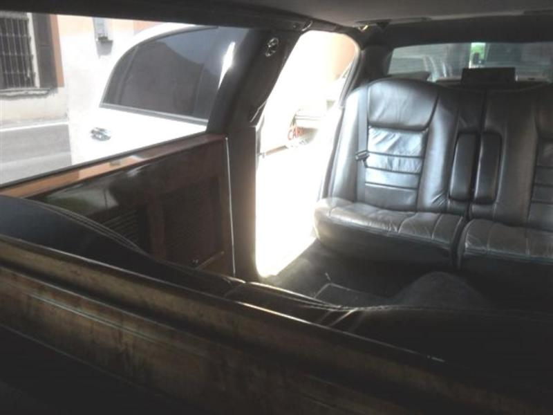 Fleetwood Limousine