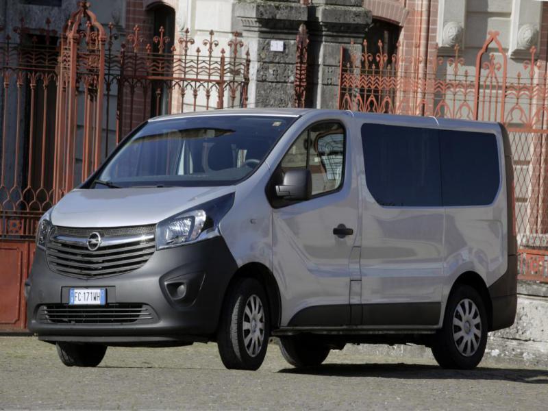 Immagine Opel Vivaro